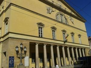Parma, il teatro