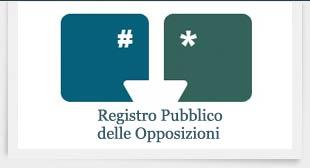 Registro pubblico delle opposizioni, istruzioni per l'uso